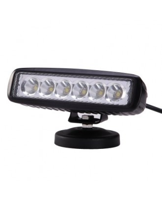 18W 1170lm White Light Spot Beam LED Car Modification Light
