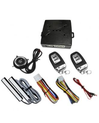 A6 - A Push Button Start System Car Security Alarm Engine Starter