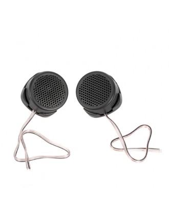 Car Auto Super Power Loud Audio Dome Speaker Tweeter 2 PCS