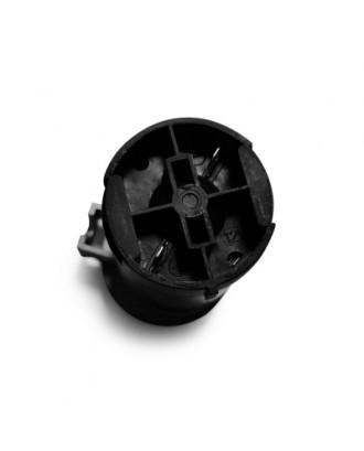 12V Universal Vehicle Air Horn Pump Mini Replacement Compressor Durable Zinc Alloy Material