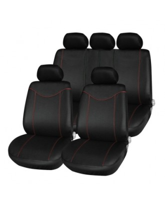 T21638 11pcs Car Low-back Seat Cover Set
